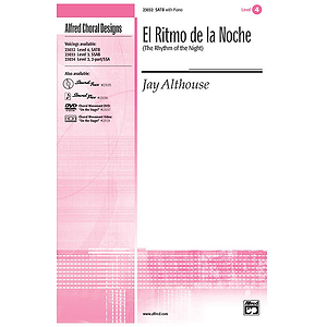 El Ritmo De La Noche (The Rhythm of The Night) - SATB