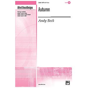 Autumn - SATB