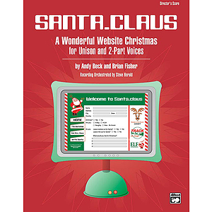 Santa.Claus - Performance Pack (Director's Score/10 Singer's Editions)