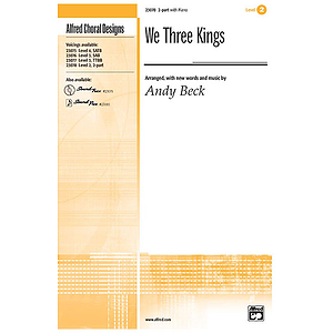 We Three Kings - 2-Part