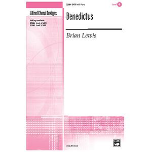 Benedictus - SATB