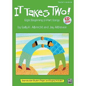 It Takes Two! - CD Kit - Book & CD