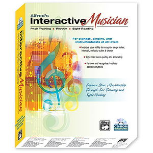 Alfred&#039;s Interactive Musician - Educator Version CD-Rom (Win/Mac)