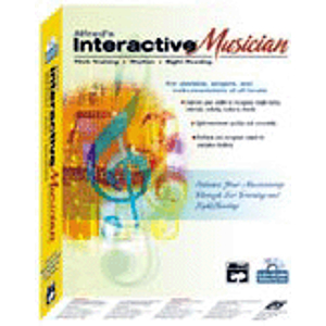 Alfred's Interactive Musician - Network Version CD-Rom (Win/Mac)