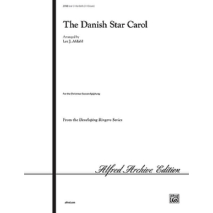 Danish Star Carol, the - 2-3 Octaves