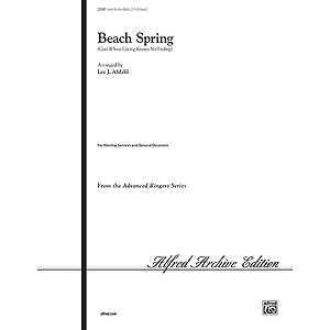 Beach Spring - 3-5 Octaves