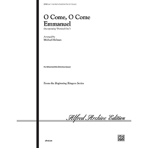 O Come, O Come Emmanuel - 2-3 Octaves
