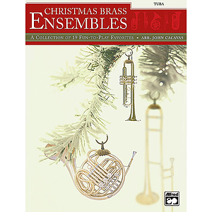 Christmas Brass Ensembles - Tuba