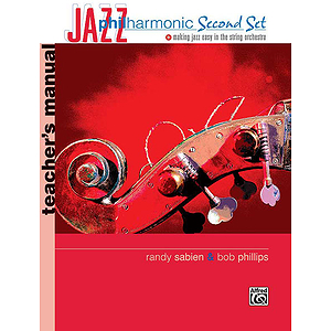 Jazz Philharmonic: Second Set - Teacher's Manual