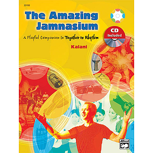 Amazing Jamnasium, the - Book & CD