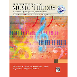Essentials of Music Theory - Complete Self-Study Course (With 2 Ear Training CDs)