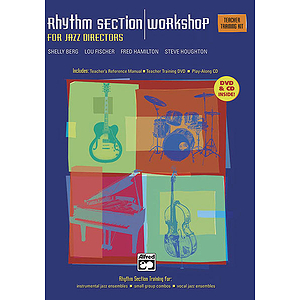 Rhythm Section Workshop for Jazz Directors - Complete Kit