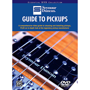 Seymour Duncan: Guide to Pickups (DVD)