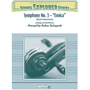 Symphony No. 3 - Eroica (4Th Movement)