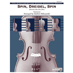 Spin, Dreidel, Spin