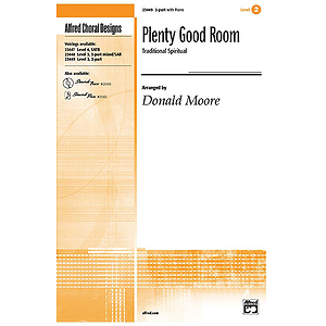 Plenty Good Room - 2-Part