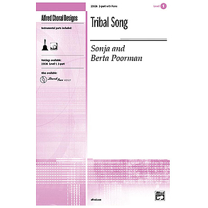 Tribal Song - 2-Part
