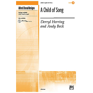 Child of Song, A - 2-Part