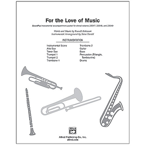For the Love of Music - SoundPax