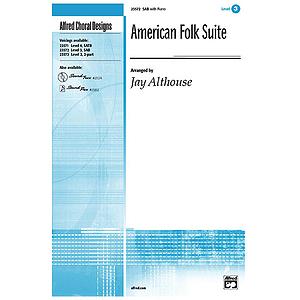 American Folk Suite - SAB