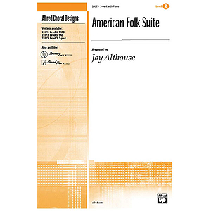 American Folk Suite - 2-Part