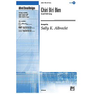 Chiri Biri Bim (Israeli Folk Song) - TB