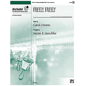 Freely, Freely - 3-5 Octaves