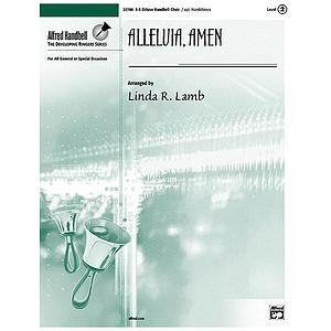 Alleluia, Amen - 3-5 Octaves