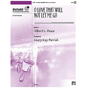 O Love That Will Not Let Me Go - 3-5 Octaves