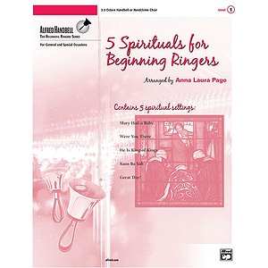 5 Spirituals for Beginning Ringers - 2-3 Octaves