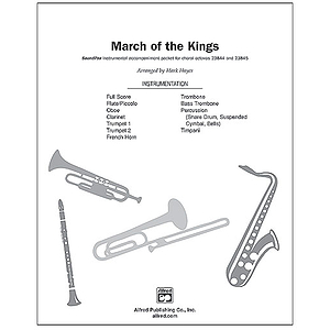 March of The Kings (Traditional French Carol) - SoundPax