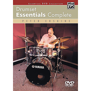 Drumset Essentials - Volumes 1-3 - DVD