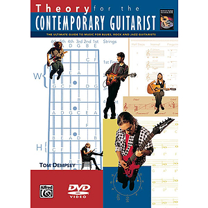 Theory for the Contemporary Guitarist (DVD)
