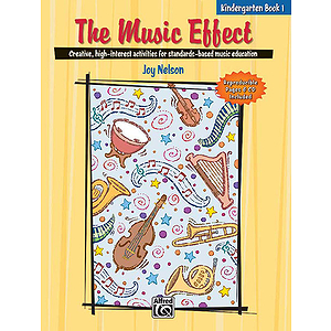 Music Effect, The, Book One - Book and CD