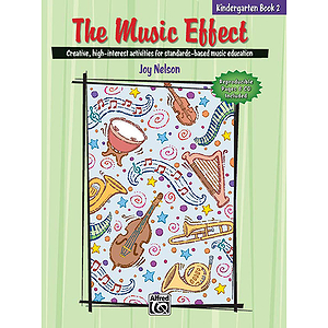 Music Effect, The, Book Two - Book and CD