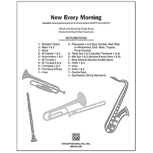 New Every Morning - InstruPax