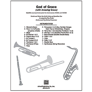 God of Grace - InstruPax