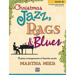 Christmas Jazz, Rags & Blues - Book 1