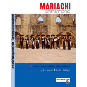 Mariachi Philharmonic:Accompaniment Book & CD