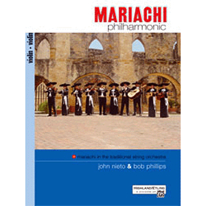 Mariachi Philharmonic: Violin Book & CD