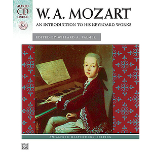 Mozart - An Introduction To His Keyboard Works - Book & CD