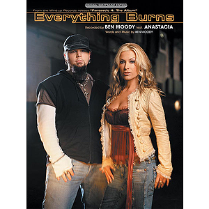 Anastacia, Ben Moody - Everything Burns