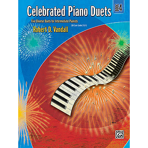 Celebrated Piano Duets - Book 4