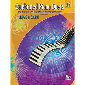 Celebrated Piano Duets - Book 5