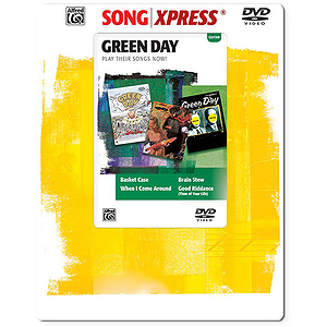 SongXpress Play Their Songs Now!: Green Day (DVD)