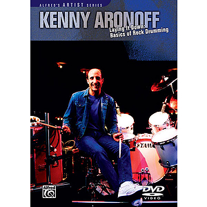 Kenny Aronoff - Laying It Down: Basics of Rock Drumming - DVD