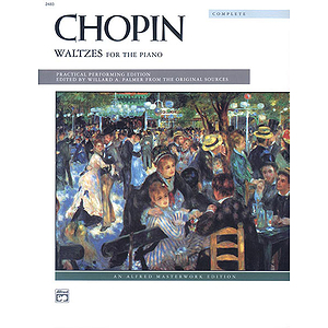 Chopin - Waltzes for The Piano (Complete)