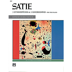 Satie - Gymnopadies & Gnossiennes
