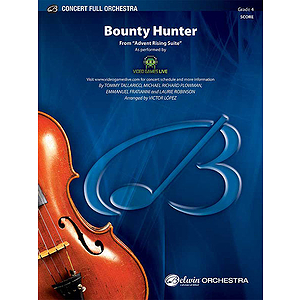 Bounty Hunter Theme (from Advent Rising Suite)