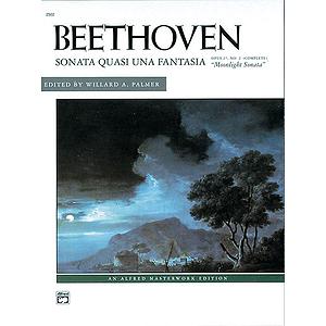 Ludwig Van Beethoven - Moonlight Sonata, Op. 27, No. 2 (Complete)